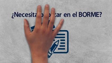 El Borme Boletin Oficial Del Registro Mercantil Compartir